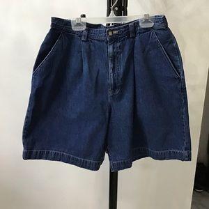 St. John's Bay Jeans Shorts
